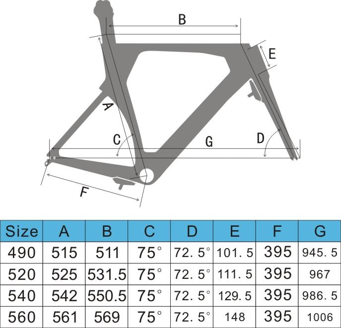 Geometrie rlx blackline tt02 1