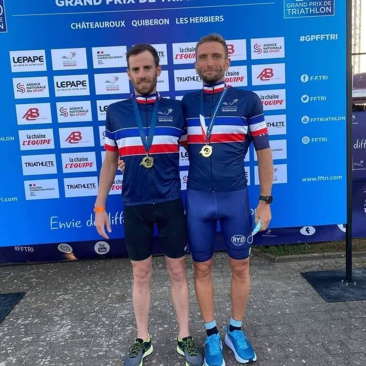 Thibault RIGAUDEAU & Cyril VIENNOT