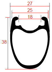 C38 tub
